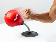 Father's Day gift - Desk Punching Bag from Spralla® ,