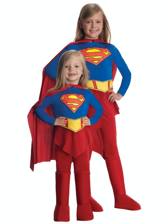Supergirl Maskeraddräkt Barn Medium