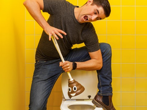 Poop Smiley Svupper by Squatty Potty