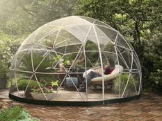 Hobby & Leisure - Garden Igloo, The coolest place outdoors!